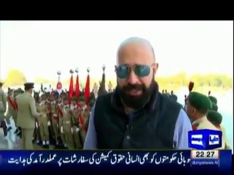 Mahaz Wajahat Saeed Khan Kay Sath - 25 December 2015 ...