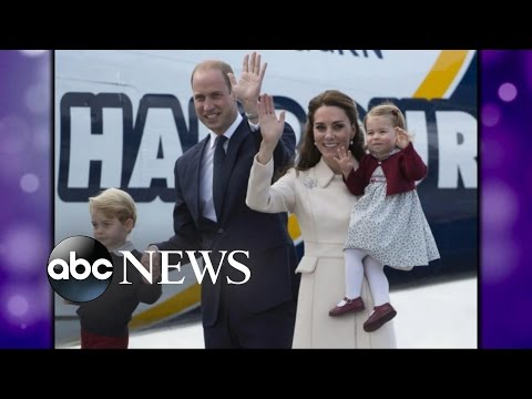 Kate Middleton, Prince William Wrap Up First Family International Tour
