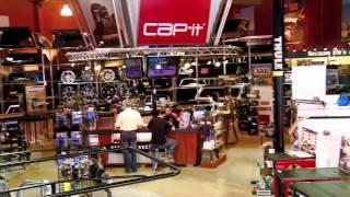 Cap-it Truck Accessories - Montage