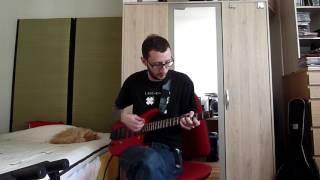 larcenciel yokan 予感 guitar cover tab