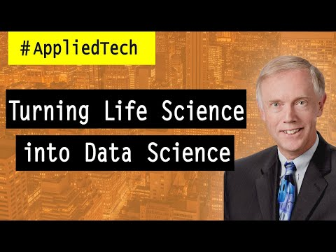 Turning Life Science into Data Science | Mark Fischer-Colbrie from Stateos