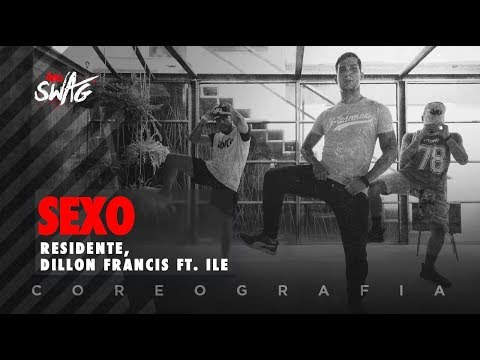 Sexo - Residente, Dillon Francis Ft. ILe   FitDance SWAG (Choreography) Dance Video