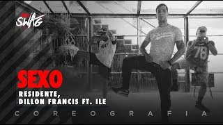 sexo residente dillon francis ft ile fitdance swag choreography dance video