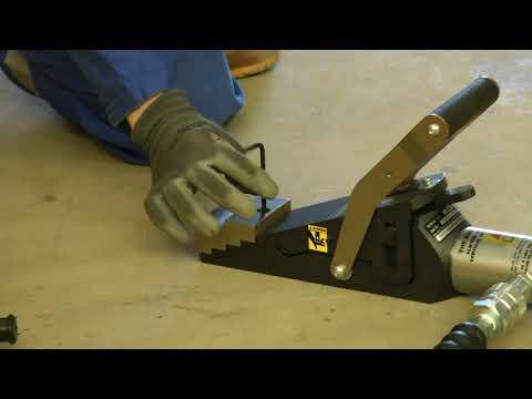 Kit Elevador de carga Hidraulico VLW18TEMaxi - Equalizer