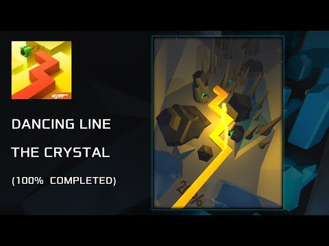 DANCING LINE - The Crystal (Original Music Composer)