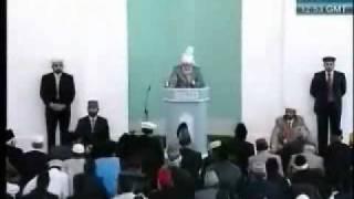 Проповедь Хазрата Мирзы Масрура Ахмада, (07-05-10) часть 5