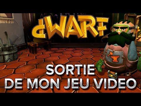 dWARf #5 : SORTIE DE MON JEU VIDÉO