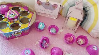Unboxing pikmi pops surprise #style series#sweet scented plush #mega Pack #pops #kidsplay #toys