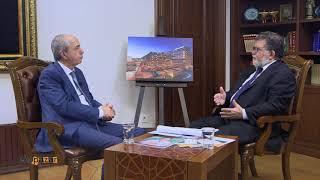 EMİN GRUP BAŞKANI EMİN ÜSTÜN ÖZEL RÖPORTAJ EKOPAZAR BEYAZ TV 5 EKİM 2019