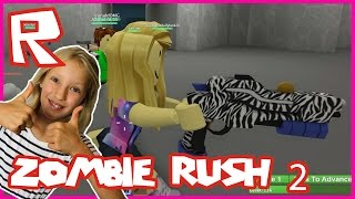 Zombie Rush - THE YOUTUBE TEAM | Roblox