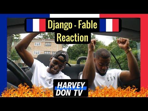 Django - Fable Reaction