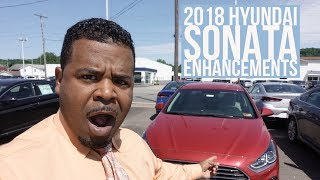 2018 Hyundai sonata review | mid year enhancements