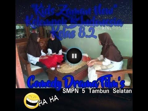 Kids Jaman Now    Tugas Bahasa Indonesia.. ShortMovie#1