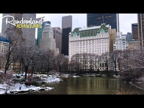 Home Alone 2 Filming Locations In New York! Plus Elf And Muppets In Central Park!