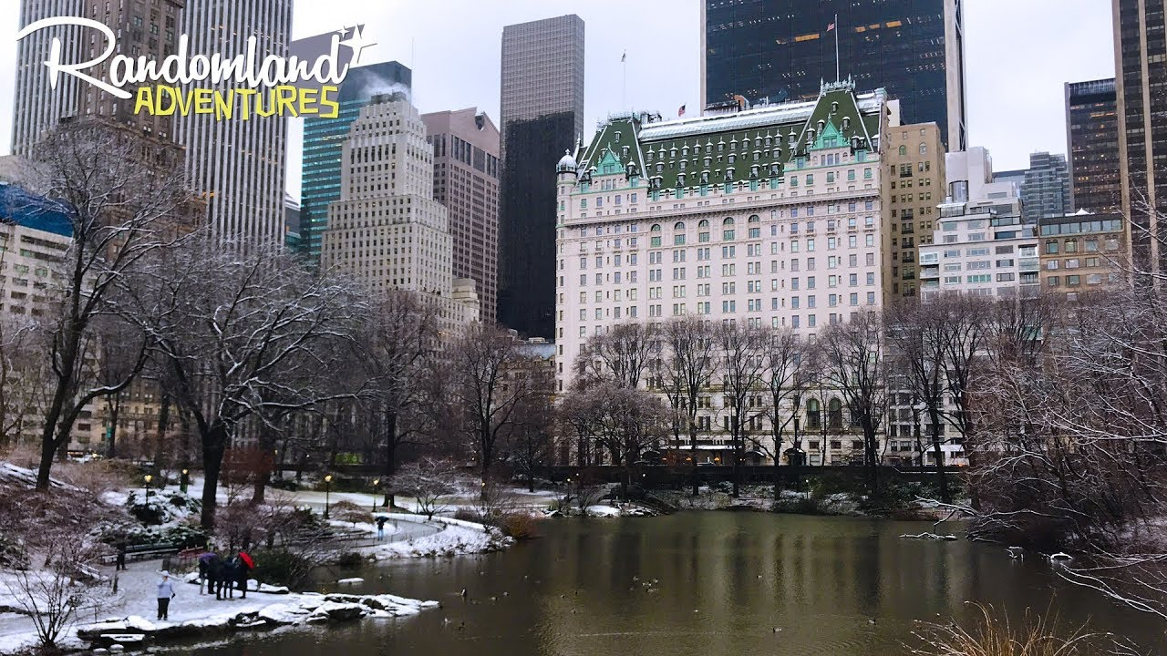 Home Alone 2 Filming Locations In New York Plus Elf And