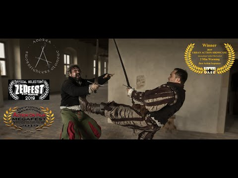 Adorea longsword fight duel