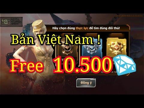 CF Mobile/CF Legends | Trãi Nghiệm CFM Việt - Free TEST 10.500💎