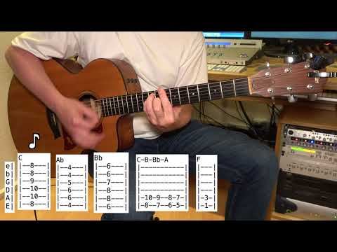 Paranoid Android - Acoustic Guitar - Radiohead - Chords