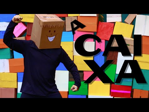 Brincando de Papel - A CAIXA