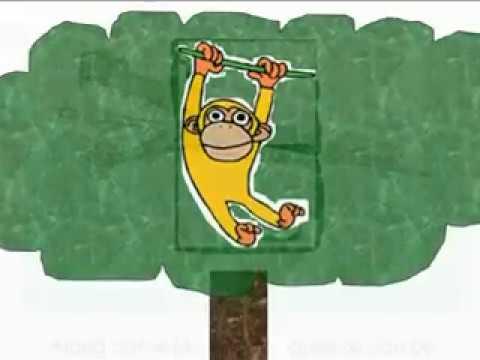 5 Little Monkeys Swinging from a Tree
