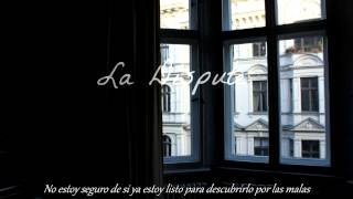 La Dispute - All Our Bruised Bodies And The Whole Heart Shrinks. (Subtítulos Español)