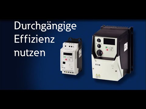 PowerXL Frequenzumrichter DC1 und DA1