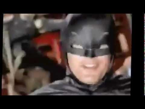 Drunk batman song