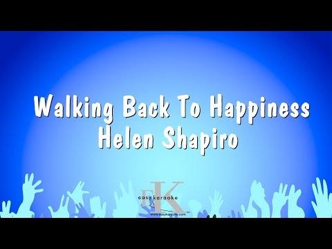 Walking Back To Happiness - Helen Shapiro (Karaoke Version)