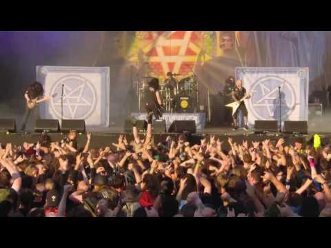 ANTHRAX - Bloodstock 2016 - Full Set Performance