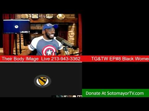 Tommy Speaks To A Group of YouTube Black Men Cant Stand Him!