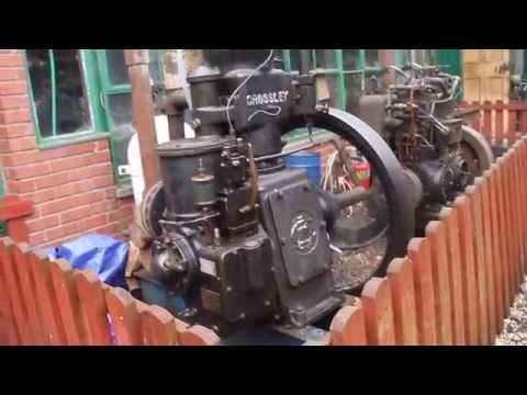 Anson Engine Museum