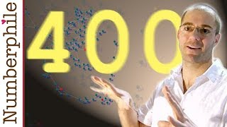 400 and Gamebooks - Numberphile