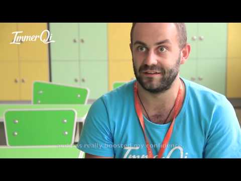 Meet Chris Williams - ImmerQi Teach and Travel China Program