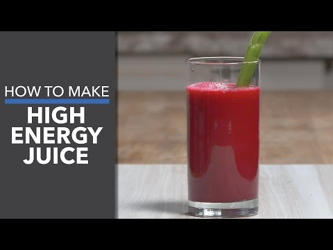 High Energy Juice