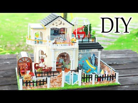 DIY Miniature Dollhouse Kit || Elixir Of Love (Big Size) - Miniature Land