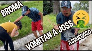 BROMA / VOMITAN A JOSS / ASQUEROSO /LOS DESTRAMPADOS
