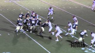West Chester Rustin Football vs West Chester East 9-18-15 TD