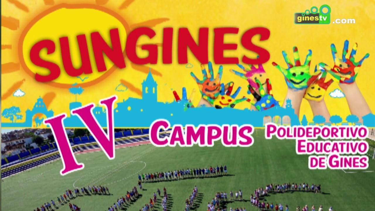 """Campus """"Sun Gines"""" 2019, la mejor opción  para compaginar vida laboral y familiar"""