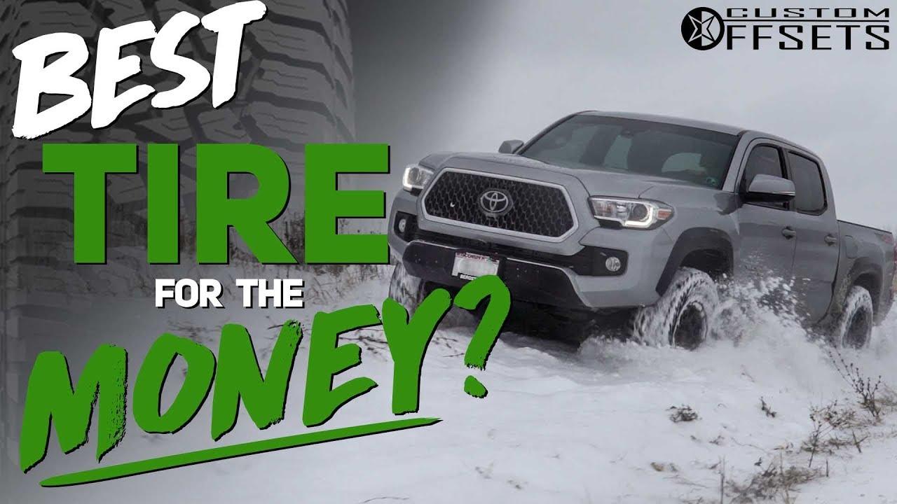 Best Tires For The Money >> Falken WildPeak AT3W    Best Tire For The Money? - YouTube