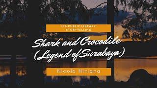 Nicole Nirjana   Shark And Crocodile  Legend Of Surabaya