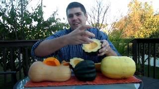 Produce Geek - Hard Squash Basics (fall Squash, Winter Squash)