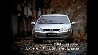 Lifan 520 (Lifan Breez) реклама