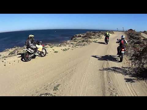 Baja Mexico Dual Sport Adventure Motorcycling 2017
