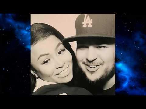 Rob Kardashian and Blac Chyna Top Secret Custody Deal in the Works