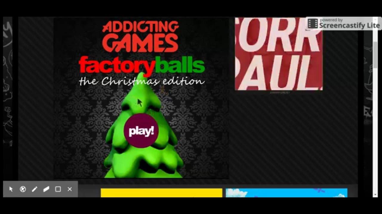 Factory Balls - Christmas Edition - YouTube