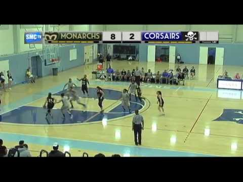 Santa Monica College Women's Basketball vs Los Angeles Valley College - January 24, 2015 (Full Game)
