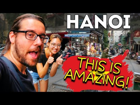 Vietnam 🇻🇳 Travel series Ep. 1 - Hanoi