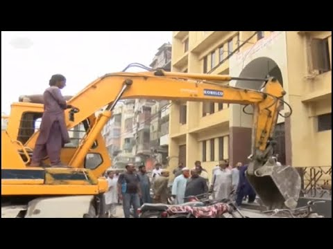 Burns Road | karachi | Grand Anti Encroachment Operation Karachi Burns Road Continuous