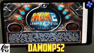 MDK 2: Armageddon DamonPS2 Pro PS2 Games on smartphones/Android/Gameplay 2018