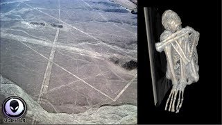 ALIEN MUMMY Found Near Peru's Nazca Lines? 6/22/17
